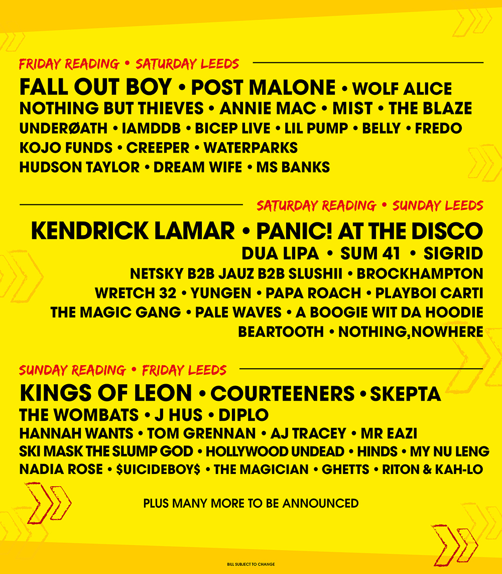 Reading-2018-line-up