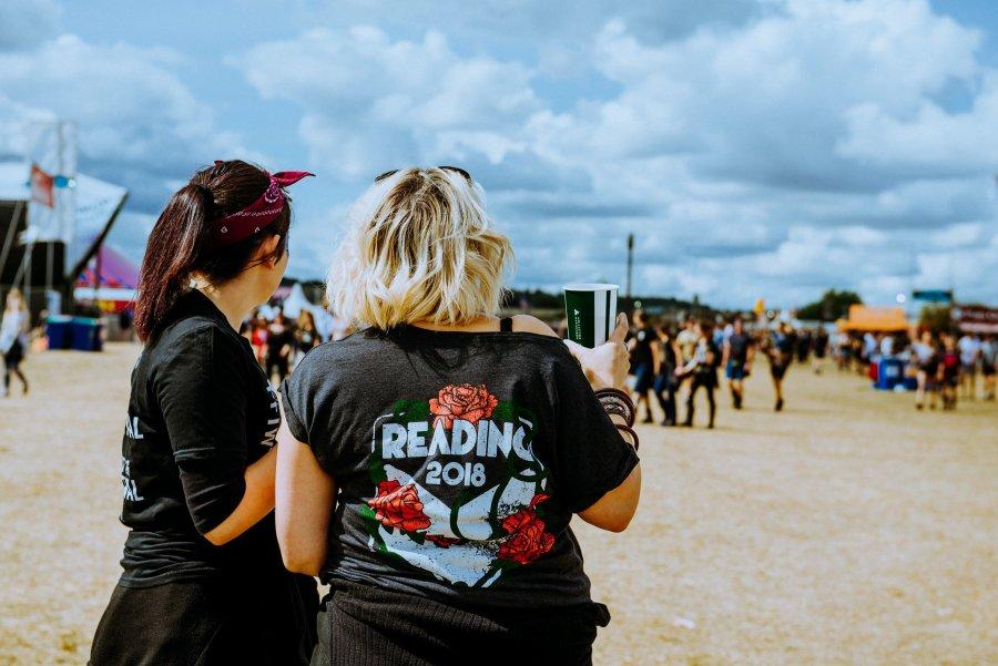 Reading Festival Merchandise 1