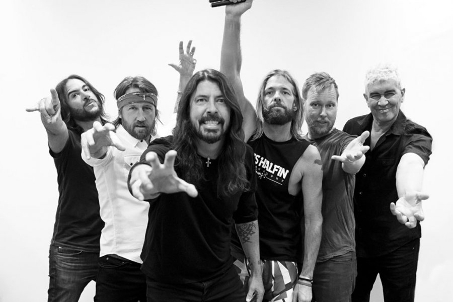 Can you get 10/10 in this Foo Fighters quiz?