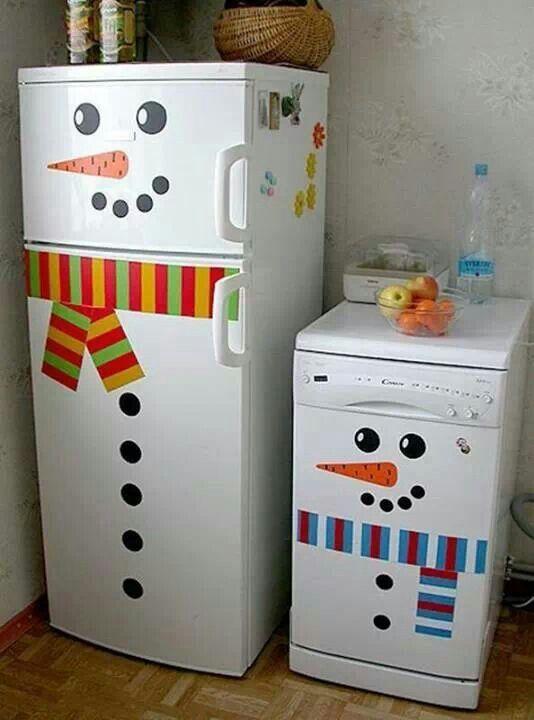 Christmas-Hacks-Fridge