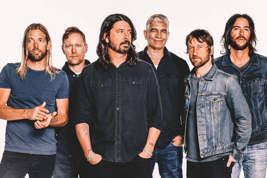 Can you recognise the Foo Fighters video from the screenshot?