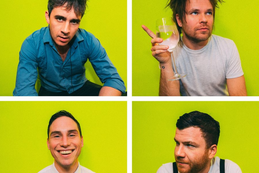 Surprise! Enter Shikari give fans a laid-back taste of what's to come.