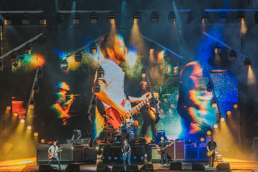 The Foo Fighters prove why they're the kings of the festival set
