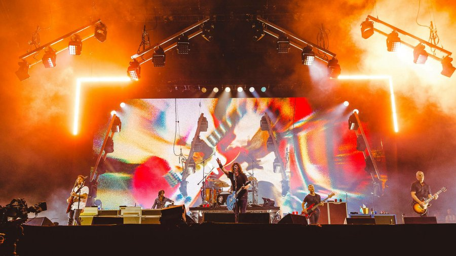Foo Fighters Reading Festival