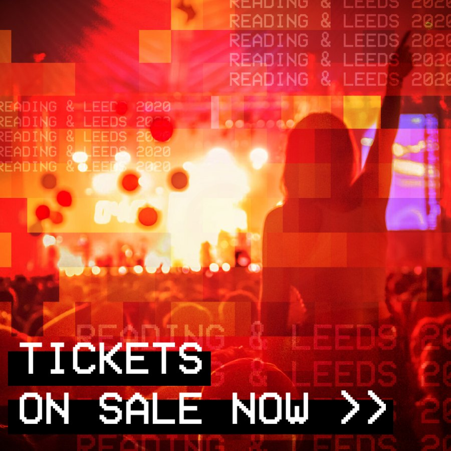 Reading Festival 2020 tickets