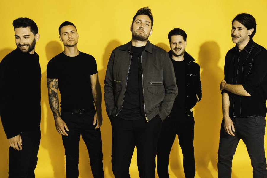 You Me At Six bring a summery setlist to their fifth Reading Festival