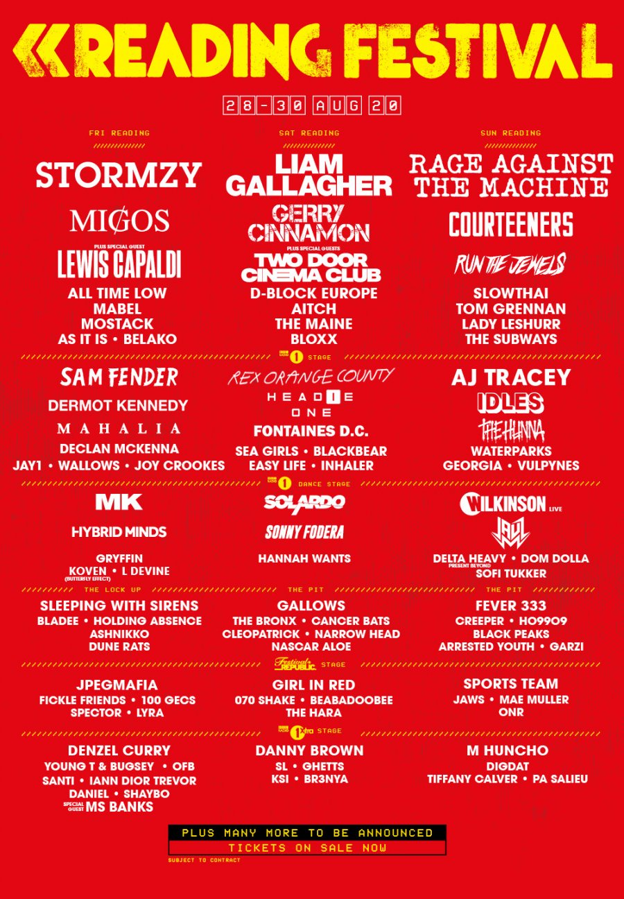 Reading-Line-Up-2020