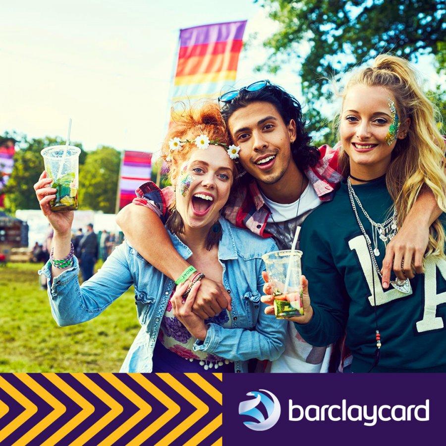 barclaycard music festival